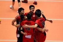 ژاپن عنوان قهرمانی مسابقات را کسب کرد + نتایج کلی مسابقات