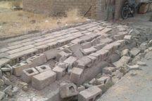 ۲ کودک روستایی در سردشت بر اثر ریزش دیوار جان باختند
