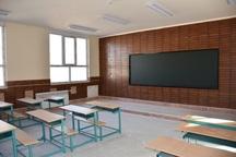 سرانه فضای آموزشی آذربایجان غربی یک مترمربع کمتر از کشور است