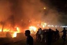 انفجار خودروی بمبگذاری شده داعش در دیرالزور ۵۰ کشته و زخمی برجای گذاشت