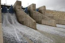 رهاسازی از سد ساروق تکاب به سمت دریاچه ارومیه آغاز شد