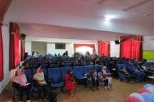 همایش نهاد خانواده و مسئولیت اجتماعی در شهرستان درمیان برگزارشد