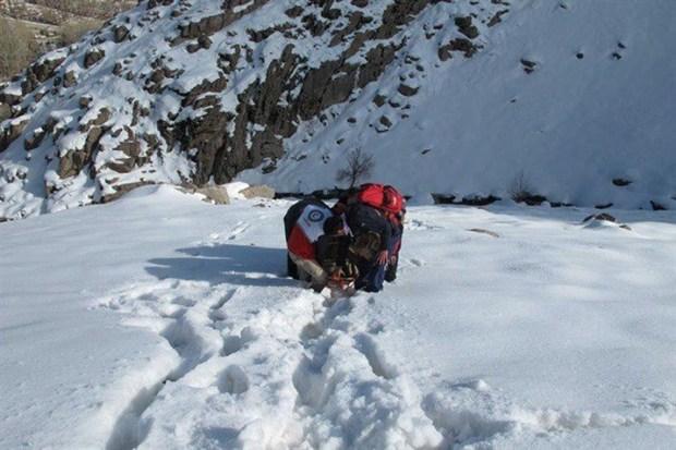 2 کوهنورد مفقود در ارتفاعات کن پیدا شدند