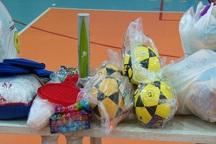 کاروان تجهیزات ورزشی به 700 مدرسه هرمزگان ارسال شد
