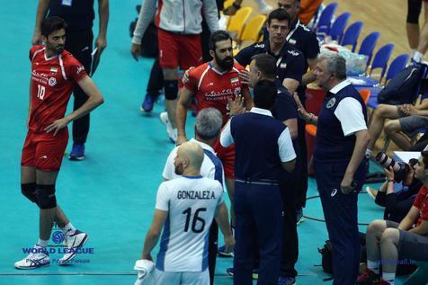 فحاشی و جنگ روانی ولاسکو برای والیبالیست های ایرانی؟!
