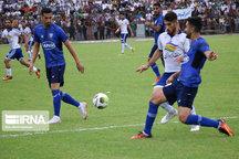 بازیهای سخت خانگی ملوان و داماش، سپیدرود در اندیشه پیروزی