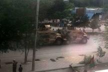 داعش مسئولیت حمله کابل را بر عهده گرفت + تصاویر