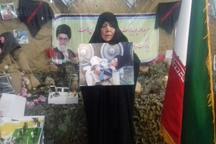 نمایشگاه شهدا در بیش از 2 هزار مدرسه البرز برپا شد