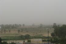 آسمان قصرشیرین امسال 55 روز درگیر گرد و غبار بود
