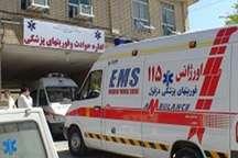 مرگ 2 برادر در حادثه رانندگی در دزفول