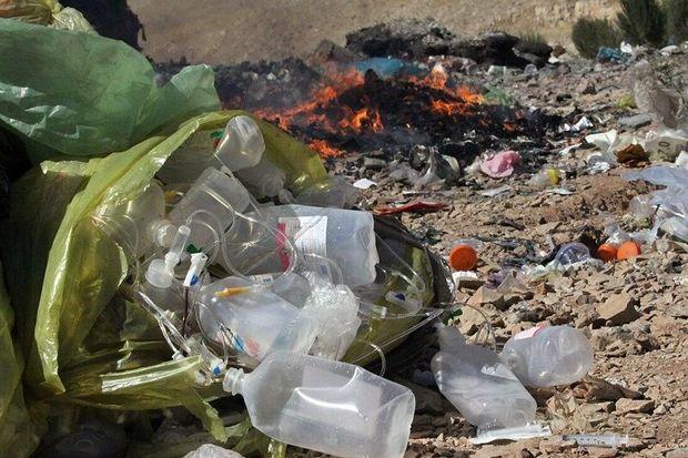 روزانه چهار و نیم تن زباله بیمارستانی در قزوین جمعآوری میشود