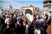 مهمترین هدف دشمنان ، فروپاشی انقلاب اسلامی ایران است