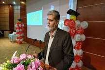 جشن دانش آموختگی 500 فارغ التحصیل دانشگاه ولایت برگزار شد