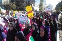 راهپیمایی بزرگ 13 آبان در خوزستان آغاز شد