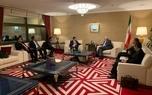دیدارهای ظریف با چهل نفر از نخبگان سیاسی در دوحه