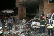 علت دقیق آتش سوزی فروشگاه بولوار نصرشیراز در دست بررسی است