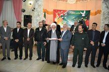 خادمان اربعین حسینی در فردیس تجلیل شدند