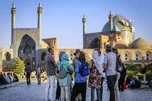 الجزیره: گردشگران خارجی فراوانی به اصفهان رفته اند