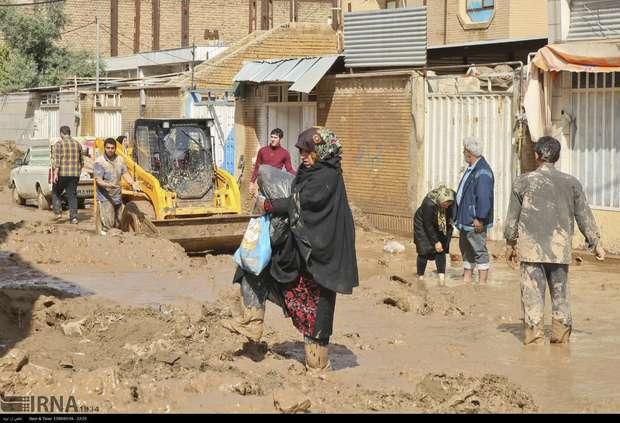 شهردار:ماشین آلات شهرداری پلدختر در سیل فرسوده شدند