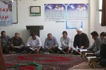 کارگاه تدبر در قرآن کریم در جهاددانشگاهی اردبیل برگزار شد
