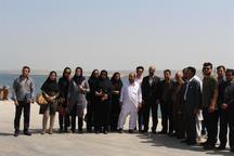 خبرنگاران استانی و کشوری از ظرفیت های بندر چابهار بازدید کردند