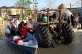 امدادرسانی هلال احمر به 37 هزار نفر در سیل گلستان