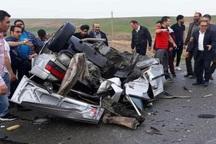 2 سانحه رانندگی در بوکان یک کشته و 6 مجروح برجا گذاشت