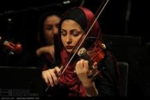 طنین سازها در جشنواره موسیقی زنجان می پیچد