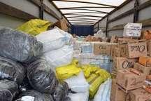 کشف یک میلیاردو420 میلیون ریال کالاهای قاچاق درشهرستان رستم