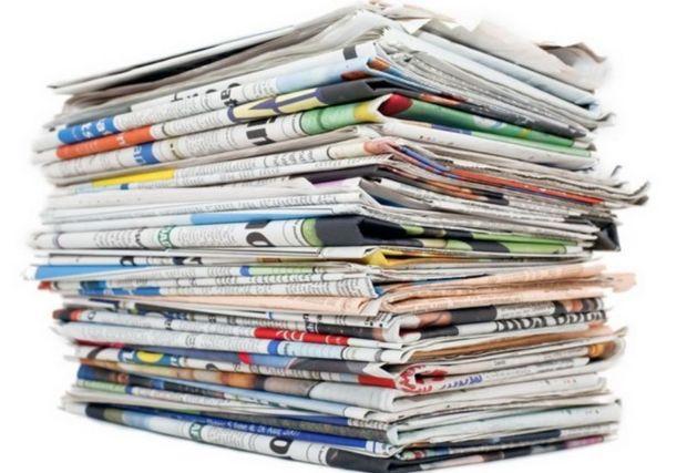 عناوین مهم روزنامه روز سهشنبه پیمان یزد