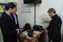 شبکه رادیویی دیجیتال مرکز فوریت های پزشکی خمین راه اندازی شد