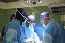817 مورد پیوند قرنیه در بیمارستان الزهرا(س) زاهدان انجام شد