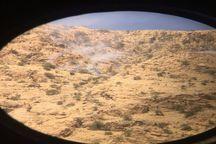 آتش سوزی در منطقه حفاظت شده شیرین بهار مهار شد