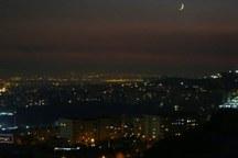 شبمردگی تهران