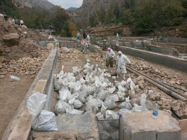 واحدهای تولیدی خسارت دیده مناطق زلزله زده تسهیلات می گیرند