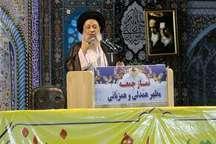 امام جمعه اهواز: منطق صحیح و استوار از شاخصه های مهم نظام اسلامی است