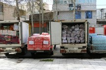 ورزشکاران تهران یک میلیارد تومان به سیل زدگان کمک کردند