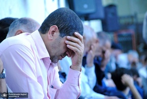مراسم بزرگداست امام(س) در خرم آباد
