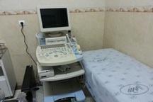بخش رادیولوژی و سونوگرافی درمانگاه فرهنگیان بیرجند افتتاح شد