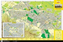 نقشه پهنه بندی سیل خیزی مشهد در دست تهیه است