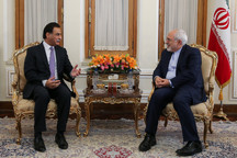 دیدار رییس مجلس ملی پاکستان با وزیر امور خارجه