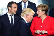 جنگ ترامپ و رهبران اروپایی در دامنه کوه های آلپ