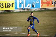 سیدی، تنها محروم سرخابیهای فوتبال تبریز در هفته 27 لیگ برتر
