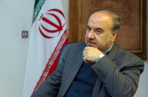 سلطانی فر: فرمولی که ما درباره حق پخش تلویزیونی دنبال میکنیم دو سر برد است