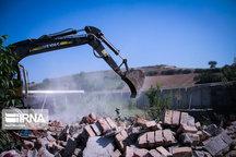 جزییات تخریب ویلای ۷۰ واحدی در فیروزکوه