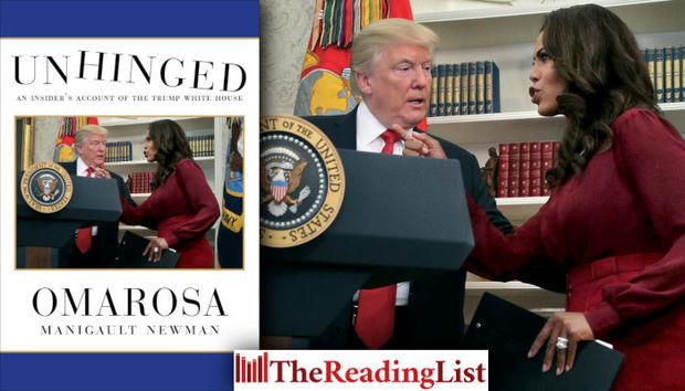 کتاب جدیدی علیه رئیس جمهور آمریکا/ جنگ لفظی ترامپ با خانم مشاور