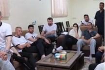 قدردانی خدمه نفتکش سانحه دیده در دریای عمان از ایرانیها