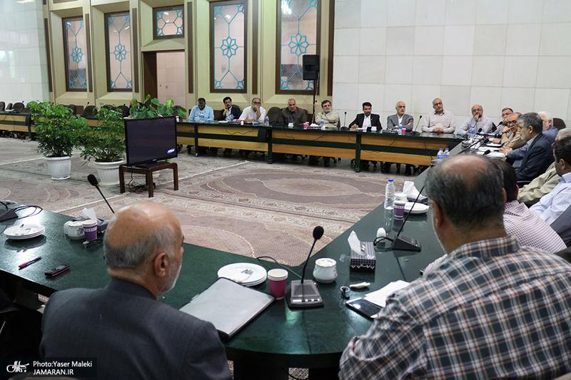 نخستین جلسه معاونت اجرایی ستاد مرکزی بزرگداشت امام خمینی(س)