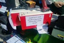 سرقت میلیونی از دکل های مخابراتی تهران + عکس