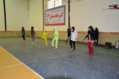 نفرات برتر مسابقات مهارت های فردی بانوان فارس مشخص شدند